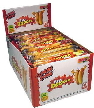 Gummy Zone Gummy Zone - gummy zone-gummyzone big doggie - 36 stuks