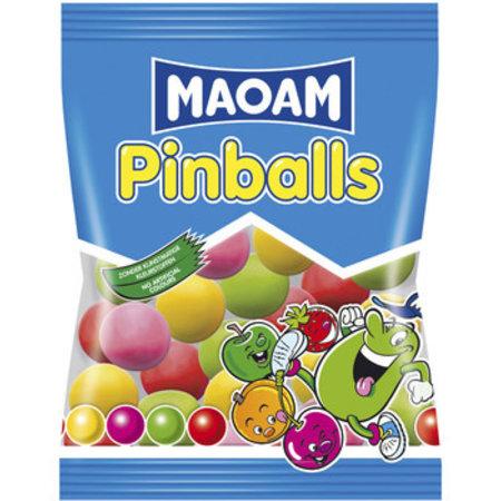 Maoam Maoam - kv pinnballs 70g - 30 zakken