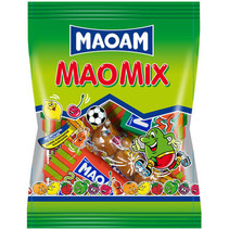 Maoam - kv maoam mao mix 70gr - 30 pakken