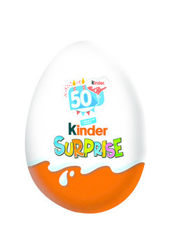 Kinder Kinder - Kinder Surprise T1, 72 Stuks