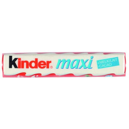 Kinder Kinder - chocolade maxi t1 - 36 stuks
