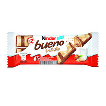 Kinder - Kinder Bueno T2 White, 30 Repen