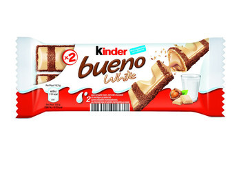 Kinder Kinder - bueno t2 white - 30 repen