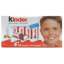 Kinder - Kinder Chocolade T16, 10 Stuks