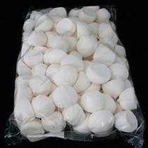 Mellow Mellow - spekbollen wit 6x1kg - 6 zakken