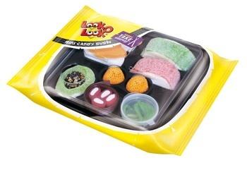 Look o Look Look o Look - mini candy sushi 100g - 7 stuks