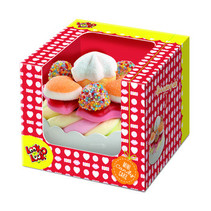 Look o Look - mini candy cake 100g - 8 stuks