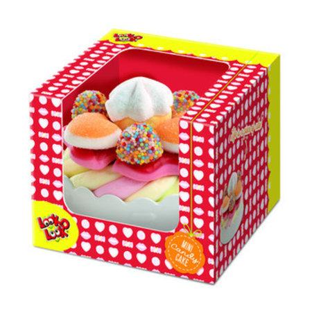 Look o Look Look o Look - mini candy cake 100g - 8 stuks