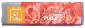 De Heer De Heer - 75 gram puur - 24 repen