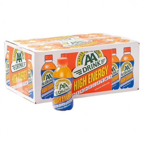 AA Drink AA - drink high energy sprt.33cl- 24 flessen