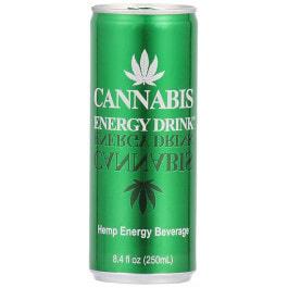 Cannabis Cannabis - energy 25cl blik - 24 blikken