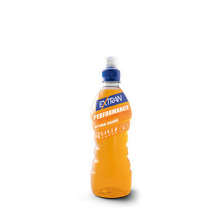 Extran Extran - performance orange 50cl pet - 12 flessen