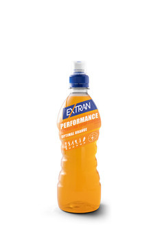 Extran Extran - performance orange 330ml - 24 flesjes