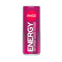 Coca Cola - energy 250ml - 12 blikjes