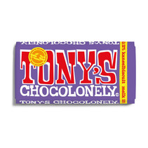 Tony's Chocolonely - melk kaneelbiscuit 180 gram - 15 repen