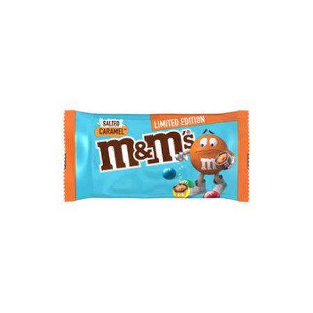 M&M M&M - salted caramel 36 gram - 24 stuks