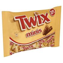 Twix - mini's 366 gram - 20 zakken
