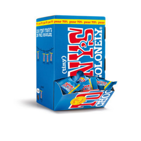 Tony's Chocolonely Tony's Chocolonely - tiny puur 900 gram
