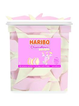 Haribo Haribo - chamallows ruitspek 120 gram