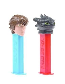 Pez PEZ -  Dragons 12 stuks