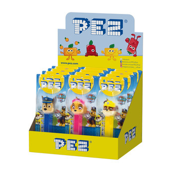 Pez PEZ - blister paw patrol - 12 stuks