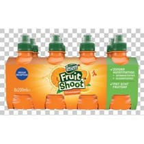 Teisseire - FRUIT SHOOT SINAASAPP.8PK 20CL, 3 8 pack