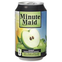 Minute Maid - MINUTE MAID APPEL 33CL BLIK, 24 blikken