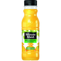 Minute Maid - MINUTE MAID ORANGE 33CL PET, 24 stuks