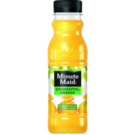 Minute Maid Minute Maid - MINUTE MAID ORANGE 33CL PET, 24 stuks