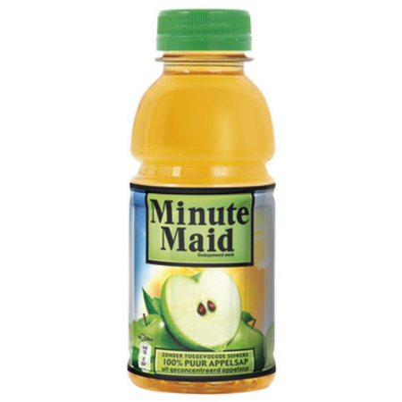 Minute Maid Minute Maid - MINUTE MAID APPLE 33CL PET, 24 flessen