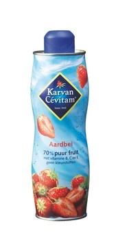 Karvan Cevitam Karvan cevitam - KARVAN CEVITAM AARDBEI 75CL, 6 bussen