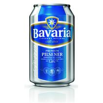 Bavaria - BAVARIA BIER 4X 6PK 33CL BLIK, 4 6 pack