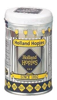 PERV Perv - Blikje Holland Hopjes 325Gr, 12 Blikken