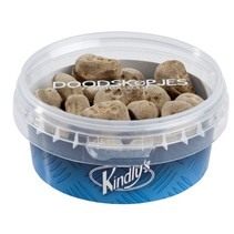 Kindley'S - Bakje Kindly'S Doodskopjes 110, 12 Stuks
