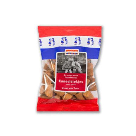 Holland Foodz Holland Foodz - De Oosterhoutse Kaneelstokjes, 12 Zakken