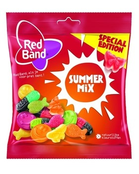 Red Band Red Band - Summermix 380G, 12 Zakken