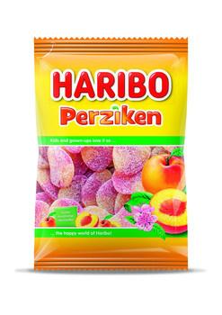 Haribo Haribo - Cv Fg Perziken 250G, 10 Zakken