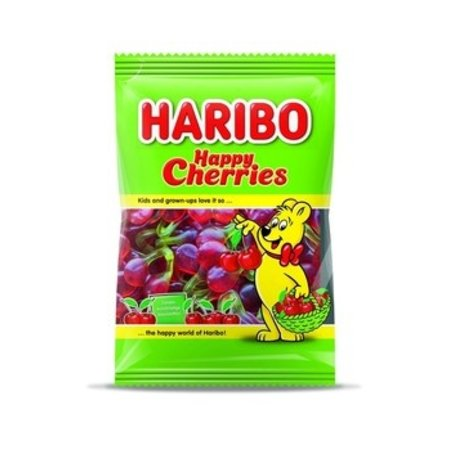 Haribo Haribo - Cv Fg Kersen 250G, 10 Zakken