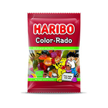 Haribo - Cv Drop Color-Rado 250G, 12 Zakken
