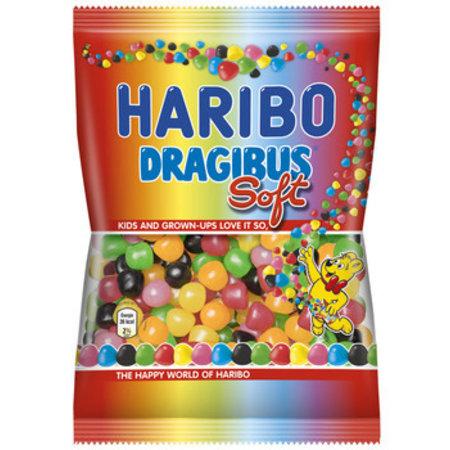 Haribo Haribo - Dragibus Soft 200G, 12 Zakken
