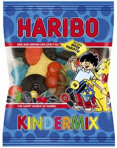 Haribo Haribo - Il Kindermix 200G, 15 Zakken