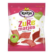 Katja - Kv Zure Aardbeimatjes 70Gr, 24 Zakken