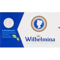 Wilhelmina - Wilhelmina Pepermunt 100Gr, 12 Pack
