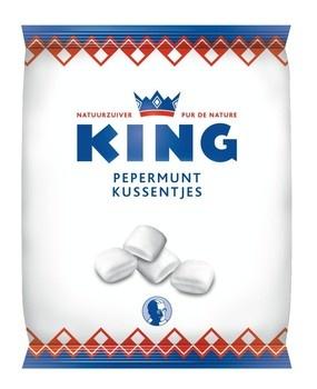 King King - Softmints 175Gr, 12 Zakken