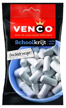 Venco Venco - Kv Schoolkrijt 100G, 24 Zakken