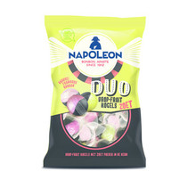 Napoleon - Duo Drop Fruit Zoet 12X175 Gr, 12 Zakken