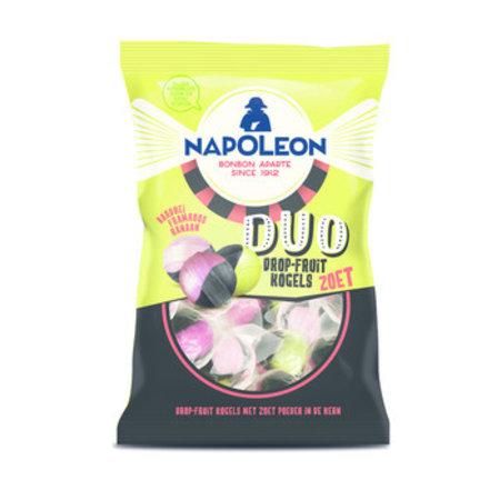 Napoleon Napoleon - Duo Drop Fruit Zoet 12X175 Gr, 12 Zakken