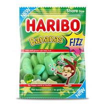Haribo - Bananas Fizz 175Gr, 12 Zakken