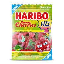 Haribo - Happy Cherries Fizz 200Gr, 14 Zakken