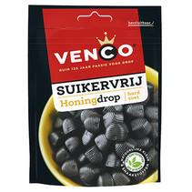 Venco - Venco Suikervrij Honing 100G, 12 Zakken